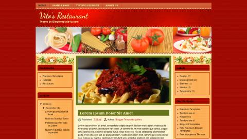 Vitos Restaurant