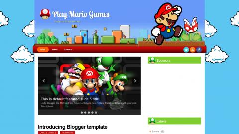 Play Mario Games