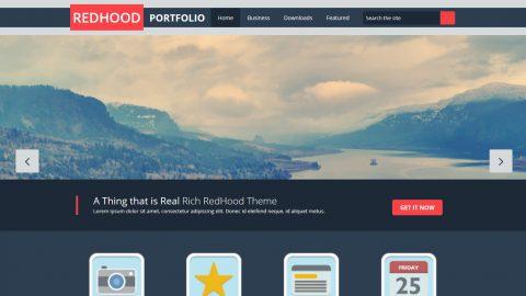 Red Hood Portfolio