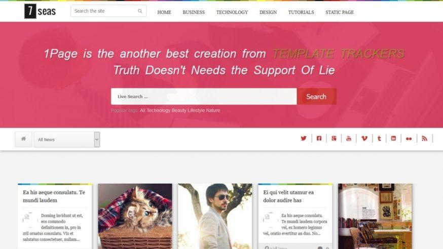 7seas Blog