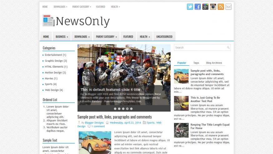 NewsOnly