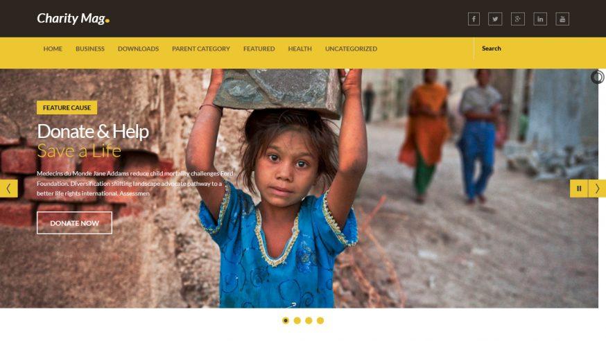 Charity Mag