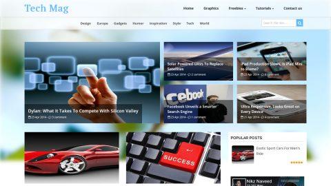 Tech Mag