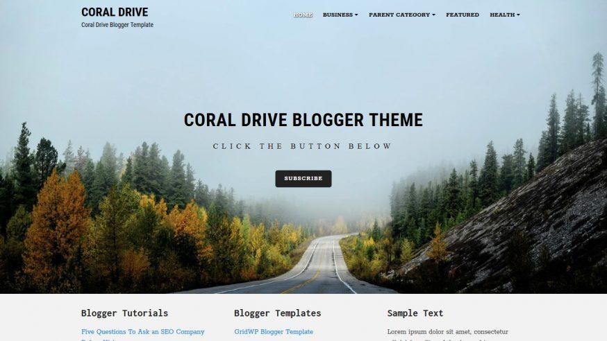 Coral Drive