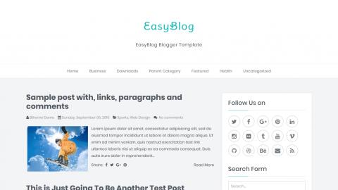 EasyBlog