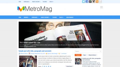 MetroMag