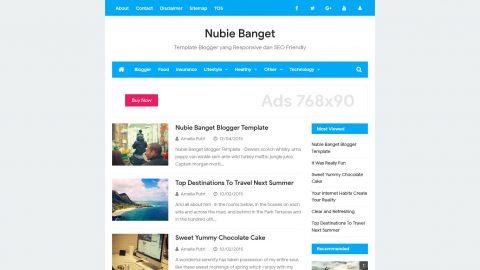 Nubie Banget