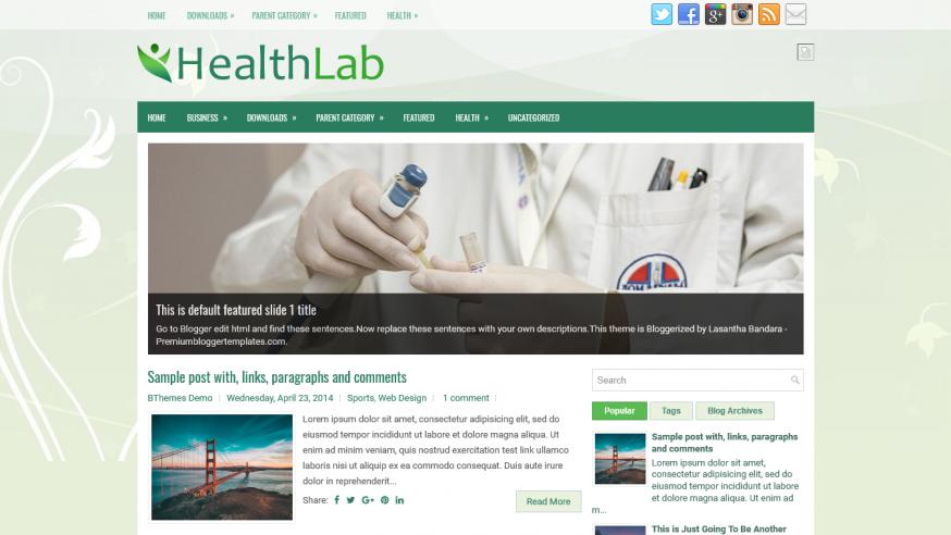 HealthLab