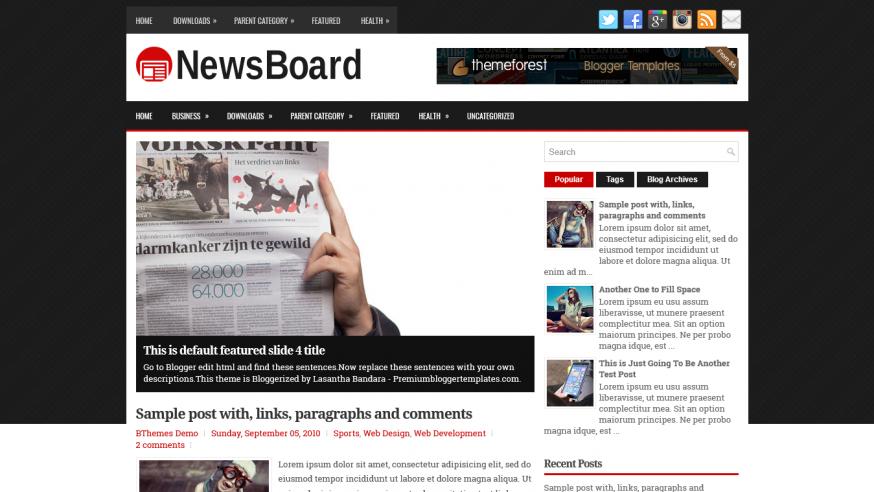 NewsBoard