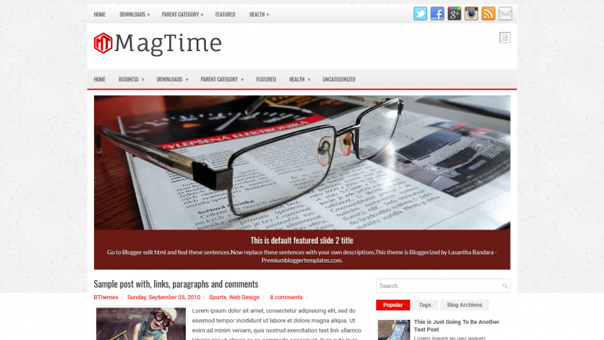 MagTime