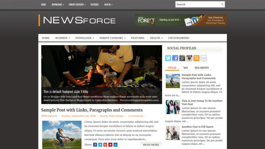 NewsForce