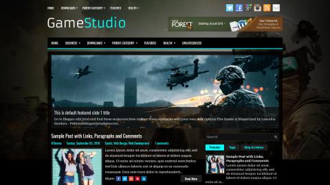 GameStudio