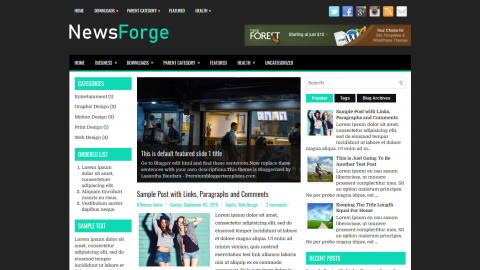 NewsForge