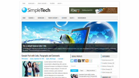 SimpleTech