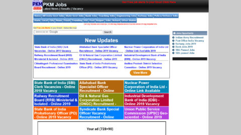 PKM Jobs